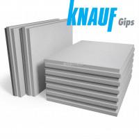 Пазогребневые плиты (Блоки) Кнауф стандарт 667x500x100мм