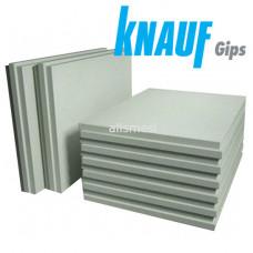 Пазогребневые плиты (Блоки) Кнауф влагостойкая 667x500x100мм