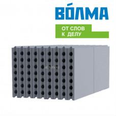 Пазогребневые плиты (Блоки) Волма влагостойкая пустотелая 667x500x80мм