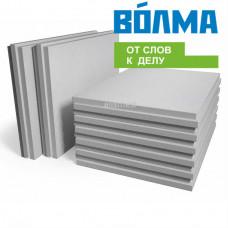 Пазогребневые плиты (Блоки) Волма стандарт 667x500x80мм