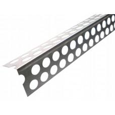Угол алюминиевый 21x21x3000 мм