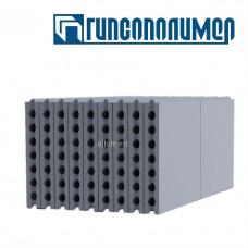 Пазогребневые плиты (Блоки) Гипсополимер стандарт пустотелая 667x500x80мм