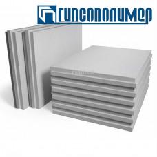 Пазогребневые плиты (Блоки) Гипсополимер стандарт 667x500x100мм