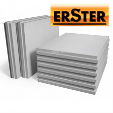 Пазогребневые плиты (Блоки) ErSter стандарт 667x500x100мм
