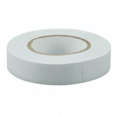 Изолента ПВХ 19 мм белая