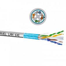Кабель коаксиальный Cavel LAN 641 FTP-4 CU TV