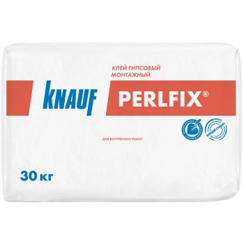 Клей гипсовый КНАУФ Перлфикс для ПГП 30 кг