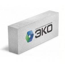 Газосиликатные блоки ЭКО D500 (пеноблоки) 75*250*600 мм