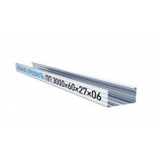 КНАУФ профиль потолочный ПП 60х27х0,6 мм. 3 м