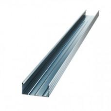 Стандартный профиль потолочный ПП 60х27х0,50 мм. 3 м