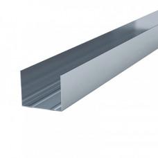 Стандартный профиль направлящий ПН 50х40х0,50 мм. 3 м