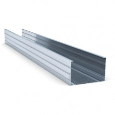 Стандартный профиль стоечный ПС 75х50х0,50 мм. 3 м