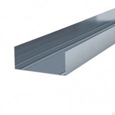 Стандартный профиль стоечный направляющий ПН 100х40х0,50 мм. 3 м