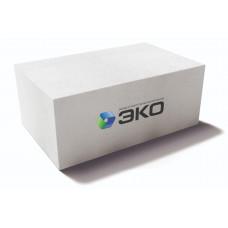 Газосиликатные блоки ЭКО D500 (пеноблоки) 300*250*600 мм