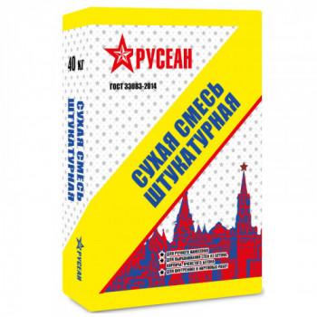 Штукатурная смесь РУСЕАН М-150 40 кг