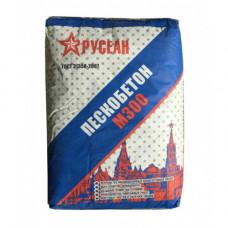 Пескобетон РУСЕАН М300 40 кг