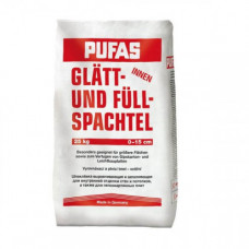 Шпаклёвка PUFAS Glatt und Full 20 кг