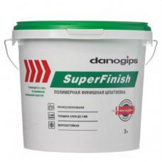 Шпаклевка универсальная (шитрок) Danogips SuperFinish 5 кг