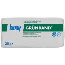 Штукатурка цементная Knauf Грюнбанд 25 кг